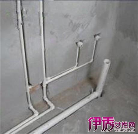 【图】卫生间暗管安装图解 水管安装7的注意事项你知道吗