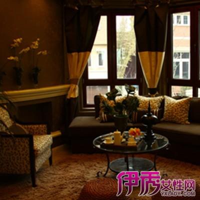 【图】民国风格别墅客厅篇 体现主人的品位和意境