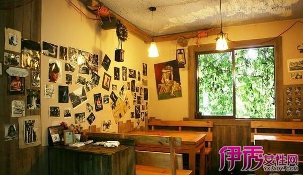 乡村风格在这个世纪重又风靡起来,各种乡村复古风味的店面聚集了各个图片