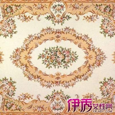 【图】欧式地毯贴图欣赏 教你地毯的5种选购方法