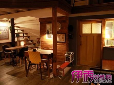 【图】复古怀旧风格咖啡厅图片欣赏 咖啡厅装修的注意事项
