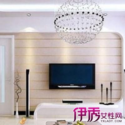 【图】展示实木线条电视背景墙效果图 全面解读三大工艺步骤