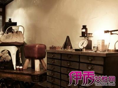 【图】复古服装店装修效果图欣赏 为你揭秘复古室内装饰设计风格