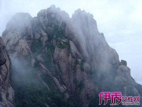 黄山天狗望月图片欣赏 登黄山不可错过的三个景点