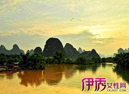 【桂林山水风景图片】【图】桂林山水风景图片欣赏