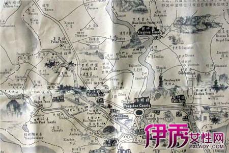 【阳朔旅游手绘地图】【图】阳朔旅游手绘地图