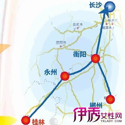 伊秀生活网 旅游 / 正文  4)66路 长沙火车南站——汽车西站:1长沙