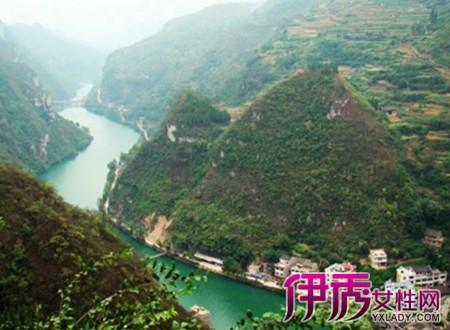 九龙瀑布群森林公园,西津湖风景区,六景泥盆系剖面自然保护区,绿水江