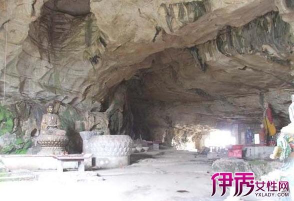 贵港拥有桂平西山风景名胜区