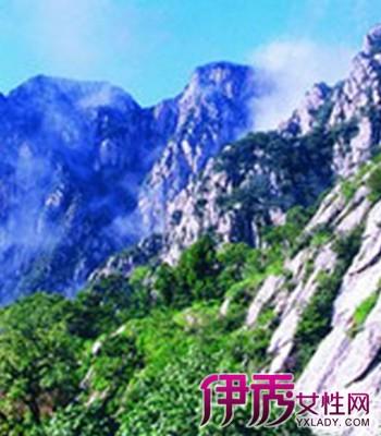 嵩山旅游风景区区位于临朐县城西南25公里处,东路位于五寺路中段