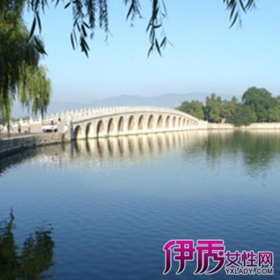 【图】著名景点颐和园昆明湖 带你玩转颐和园