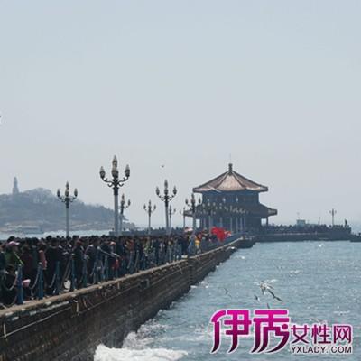 【图】青岛栈桥图片欣赏 青岛六大旅游景点推介