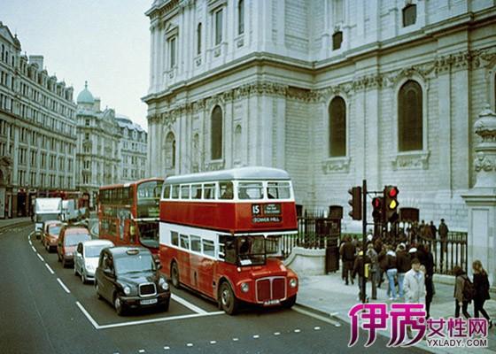 【图】欧美复古街道风景图片 带您欣赏异国风情