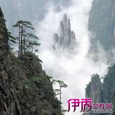 (路边有指示牌)2,从九江来秀峰,可经九江至星子的环庐山南路.
