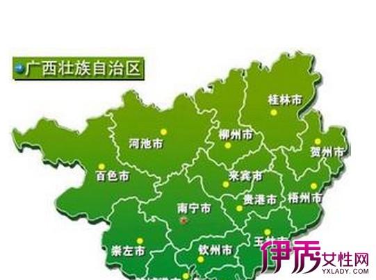 桂林象鼻山地图分享展示图片