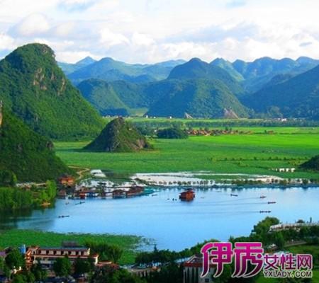 最美山水风景图片图片