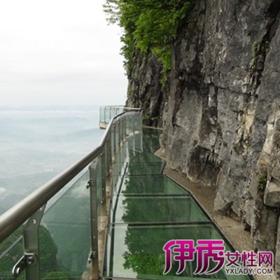 【图】张家界天门山玻璃桥有多长? 2条旅游线路带你玩遍天门山