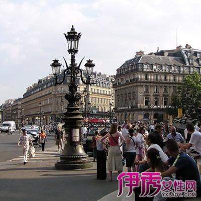 【图】巴黎街头图片大全 介绍巴黎旅游景点