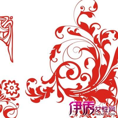 花边剪纸图案大全 揭秘彩色剪纸的八大分类图片