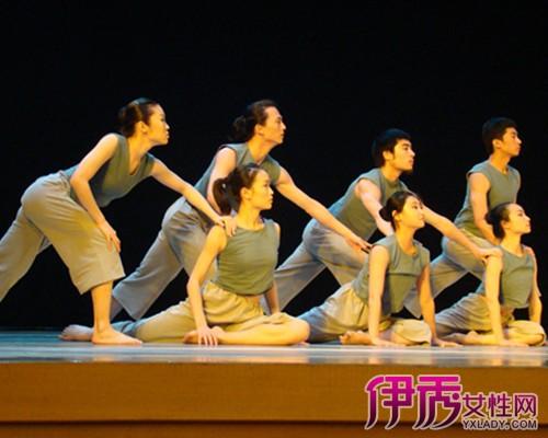 女生简单舞蹈现代舞种类 现代舞的六大技巧介绍图片