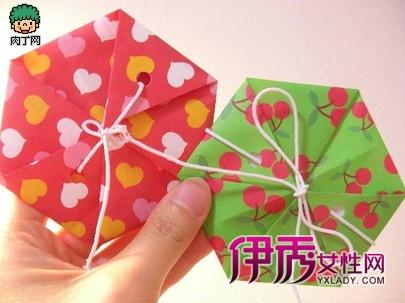 折纸卡片教程 给妈妈的创意生日礼物图片
