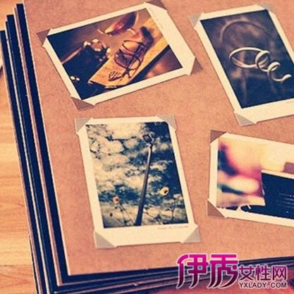 diy相册内页设计图 学会保存最美的回忆图片