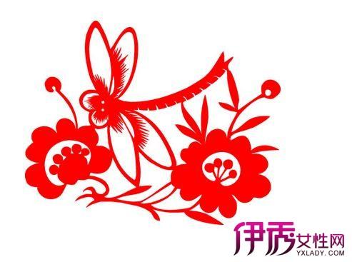 花朵剪纸步骤图解 叫你剪出简单花朵