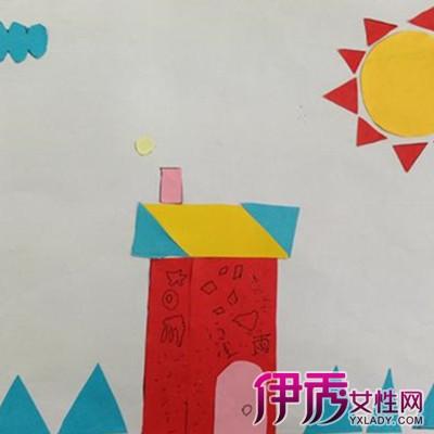 益智幼儿园几何图形拼图 全面激发孩子的潜力