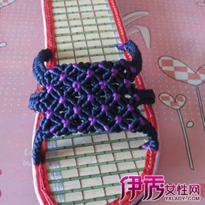 毛线拖鞋的钩法图案大全 三种毛线拖鞋钩法经验大盘点