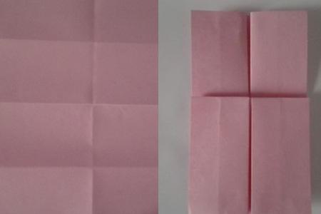 【公主裙】【图】公主裙子的折法教程 折出你