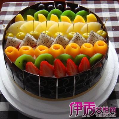 八层生日蛋糕图片大全欣赏 两款生日蛋糕做法告诉你图片