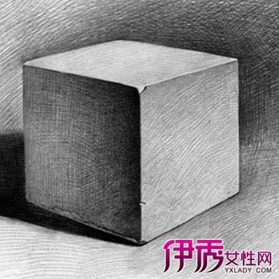 素描几何石膏像图片图片