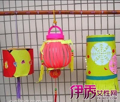 【图】中秋节灯笼儿童创意制作 避免市场灯笼安全隐患-中秋节灯笼儿童