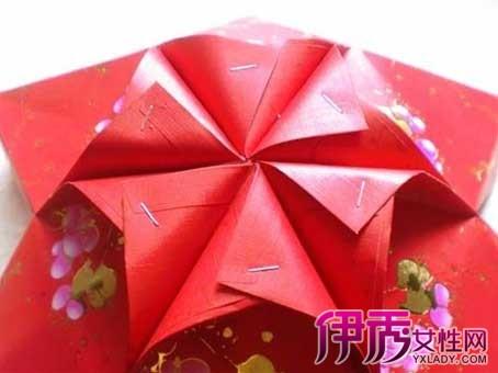 【图】红包灯笼的做法 教你制作简单而又有创意的灯笼-红包灯笼的做法