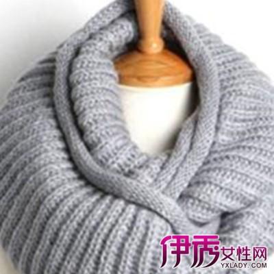 初学织围巾的步骤图片