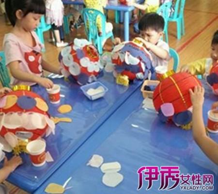 儿童灯笼的制作方法