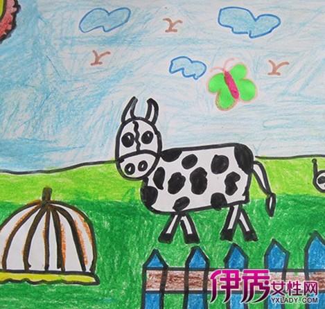 儿童画画图片大全简单漂亮图片