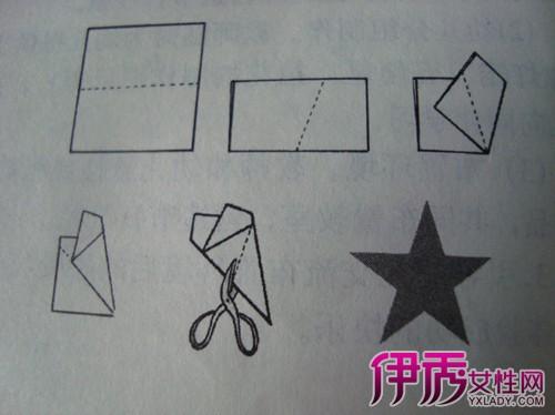 【图】儿童剪纸步骤图解图片大全 简单步骤教孩子做出美丽剪纸-儿童图片