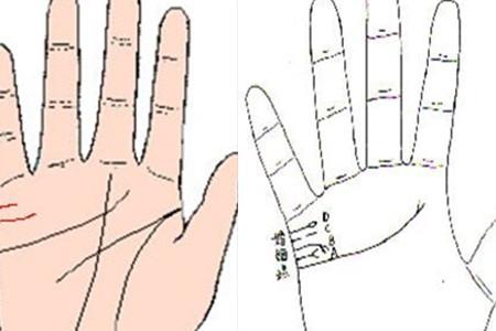【婚姻线】【图】揭秘婚姻线三条代表什么 教