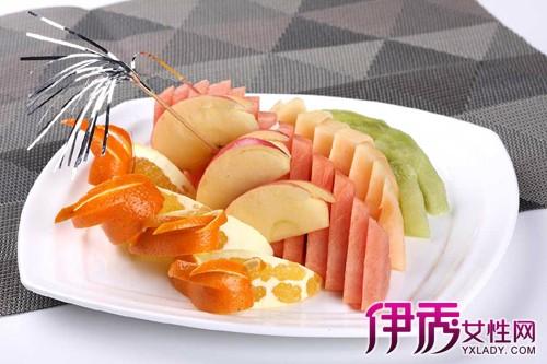 简单水果拼盘及做法