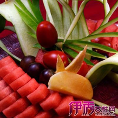 怎样做出好看的西瓜水果拼盘 3种简易制作的拼盘大介绍-西瓜水果拼