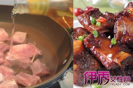 【图】红烧排骨的做法图解大全教你如何做出美味的红烧排骨