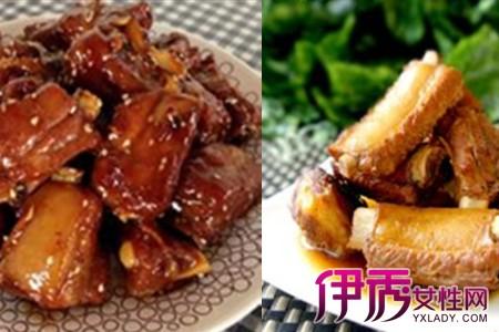 【图】红烧排骨的做法图解教你做出美食