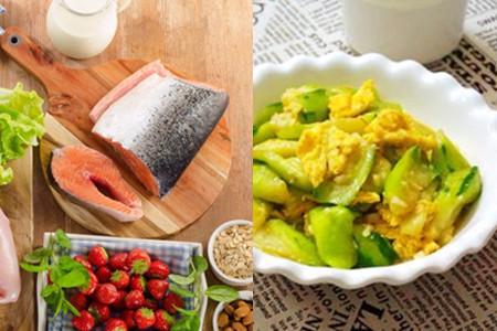 【图】夏季饮食健康常识介绍如何合理搭配荤素